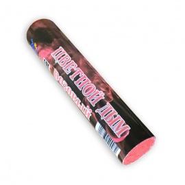 Цветной дым 120 сек (розовый)